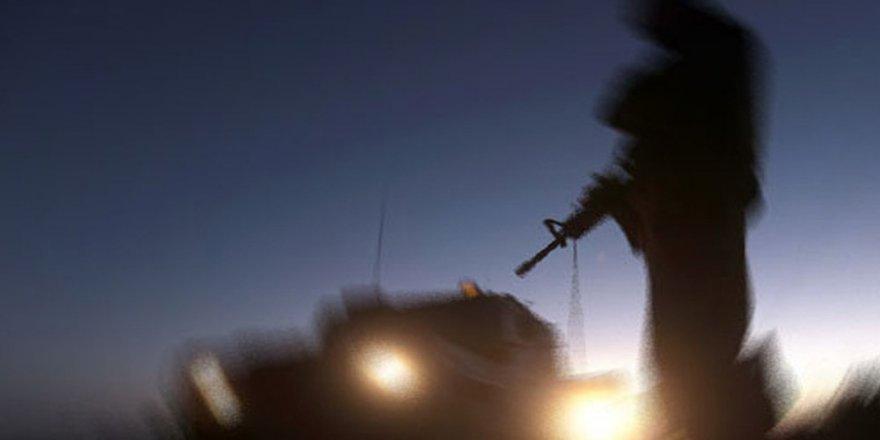 Bingöl'den acı haber: 1 Askerimiz şehit oldu