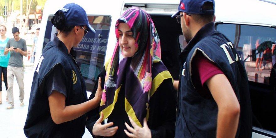 FETÖ'nün Muğla il ablası tutuklandı