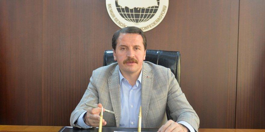 Ali Yalçın: Ya uzlaşıp Türkiye'yi büyüteceğiz ya da...