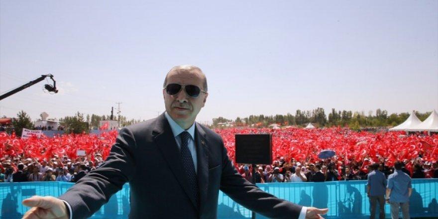 Erdoğan'dan tarihi törende önemli açıklamalar