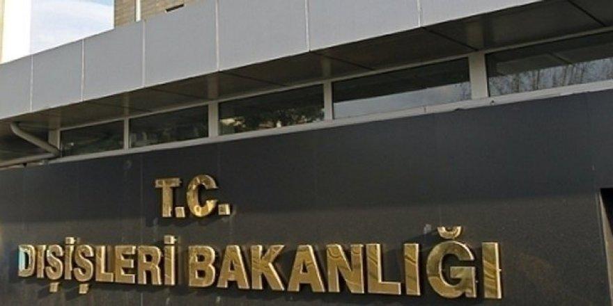 Türkiye'den Myanmar açıklaması #AraKANağlıyor