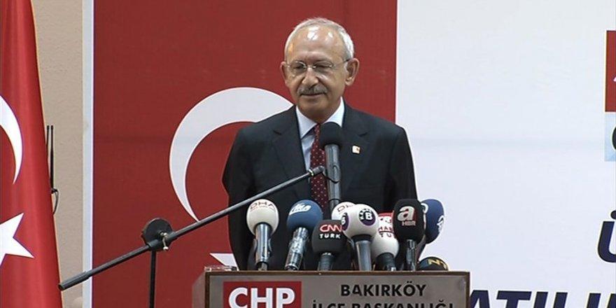 Kılıçdaroğlu: 4 yılda terör sorununu çözemezsem...