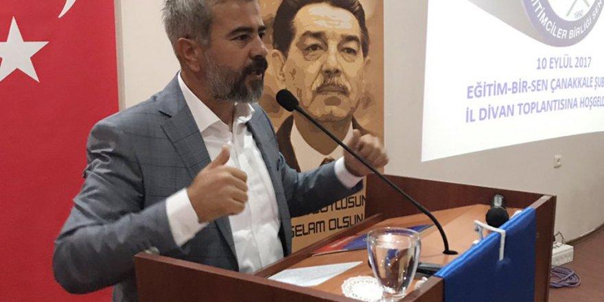 Atilla Olçum'dan Toplu Sözleşme Çıkışı: Alın terimizi kimse itibarsızlaştıramaz