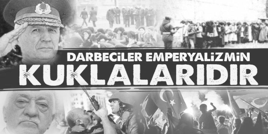 Memur-Sen'den 12 Eylül Açıklaması: Darbeciler Emperyalizmin Kuklalarıdır