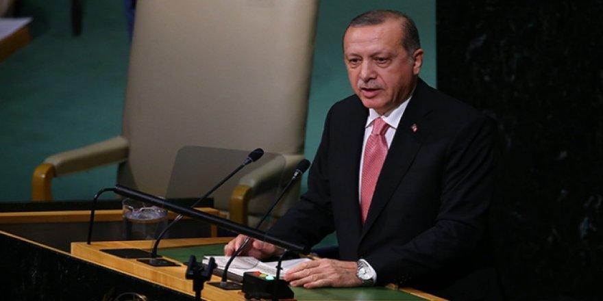 Erdoğan: Üniversiteye giriş sistemi ile ilgili de çalışma var