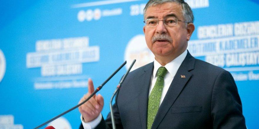 Bakan Yılmaz: Türkiye'de öğretmenin algısı iyi durumdadır