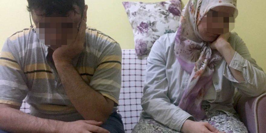 FETÖ'nün 'MİT imamı' karı-koca yakalandı