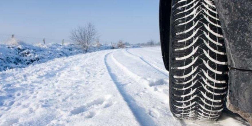 Otomobiller için kış lastiği zorunlu mu değil mi?