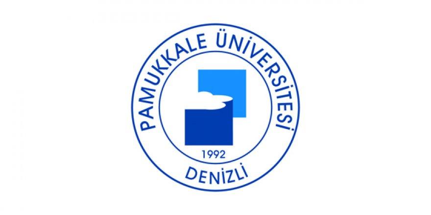 Pamukkale Üniversitesi Sözleşmeli Personel Alım İlanı