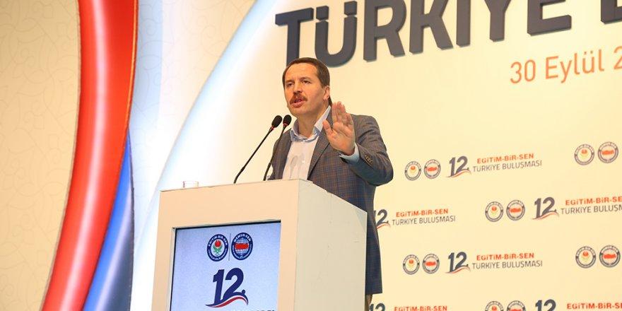 Eğitim-Bir-Sen 12.Türkiye Buluşması İstanbul'da Gerçekleşti