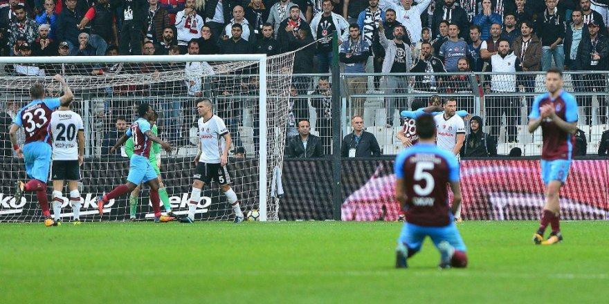 Beşiktaş 2-2 Trabzonspor | Beşiktaş Trabzonspor maçı geniş özeti
