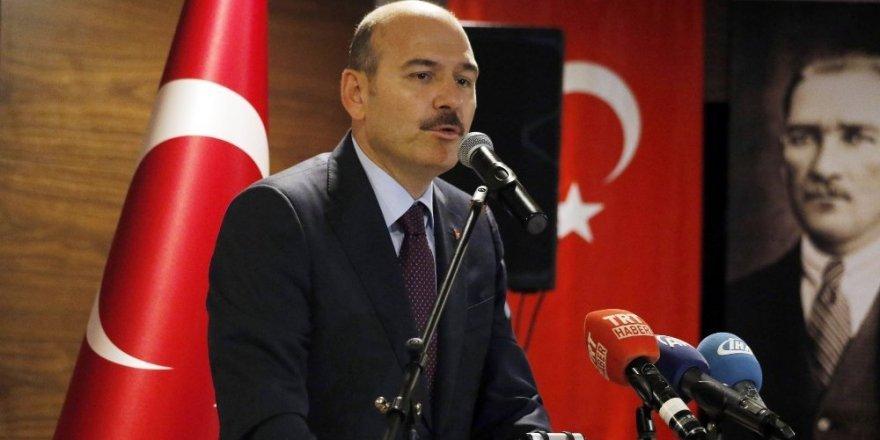 Bakan Soylu'dan 'nüfus hizmetleri' açıklaması
