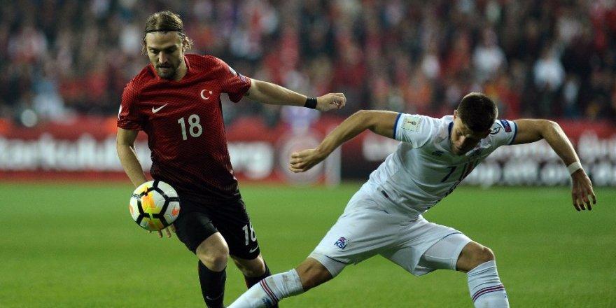 Türkiye 0- 3 İzlanda | Türkiye İzlanda maçı geniş özeti