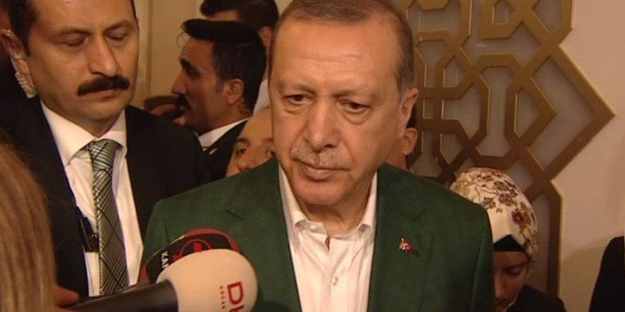 Erdoğan'dan İdlib açıklaması! Harekat başladı