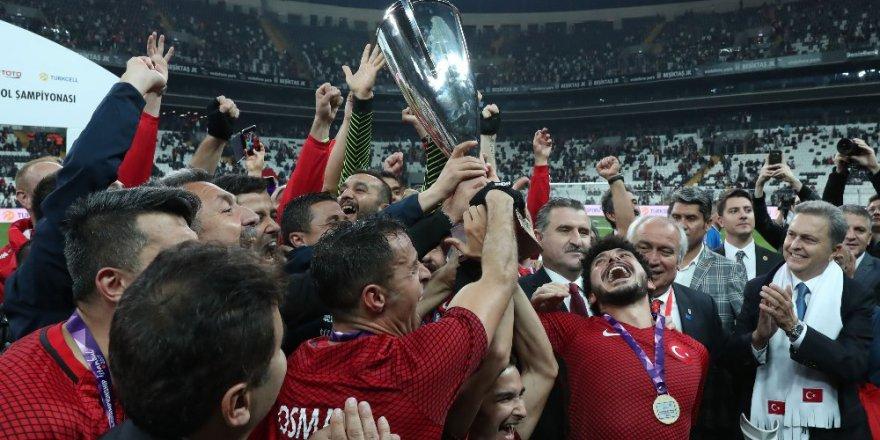 Türkiye 2-1 İngiltere | Ampute Milli Takımı Avrupa Şampiyonu