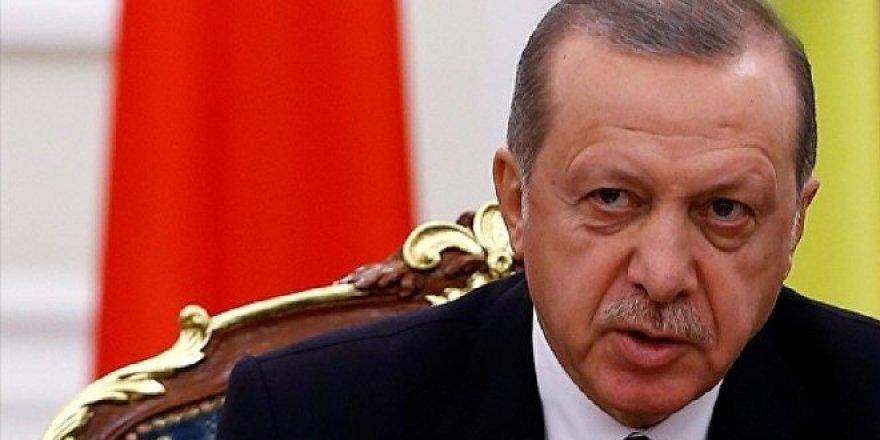 Erdoğan'dan ABD büyükelçisi için çok sert açıklamalar