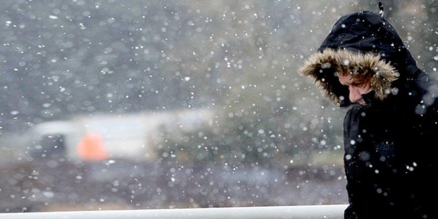 Bu bölgede yaşayanlar dikkat! Kar yağışı geliyor
