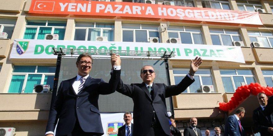 Türkiye ile Sırbistan Arasında Yeni Bir Dönem