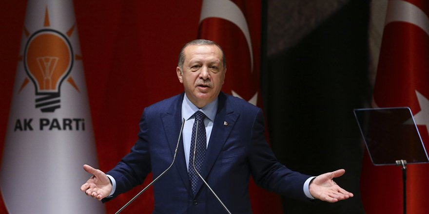 """Erdoğan, """"Biz de sizi kovulması gereken yerden kovarız"""""""