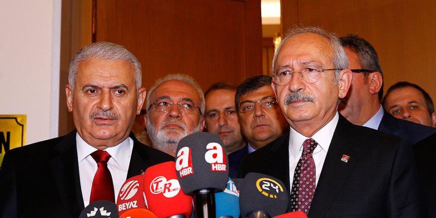 """""""Sayın Kılıçdaroğlu ile memleketin meselelerini konuştuk"""""""