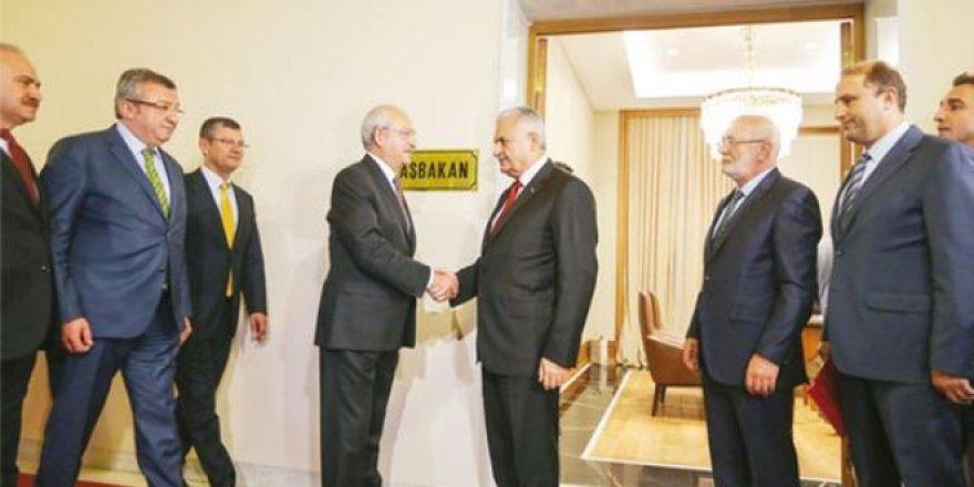 Kılıçdaroğlu OHAL'i sordu, Başbakan cevapladı