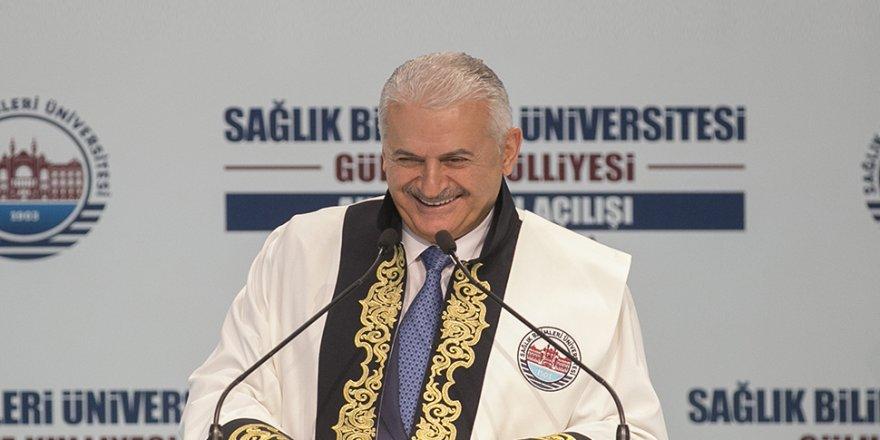 Başbakan Yıldırım'dan liselere girişte yeni sistemle ilgili flaş açıklama
