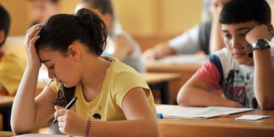 Liseye geçiş sınavına yüzde 5'teki öğrenci girecek