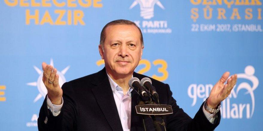 Erdoğan'dan Gençlere Önemli Mesajlar; Yönetilen Değil, Yöneten...