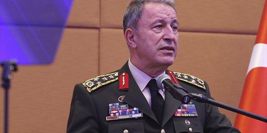 Genelkurmay Başkanı Akar'dan 'İslami Terör' Tanımlamasına Tepki