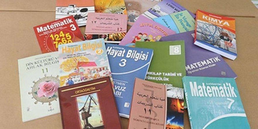 2018-2019 Eğitim-Öğretim Yılında Okutulacak Ders Kitapları Belli Oldu