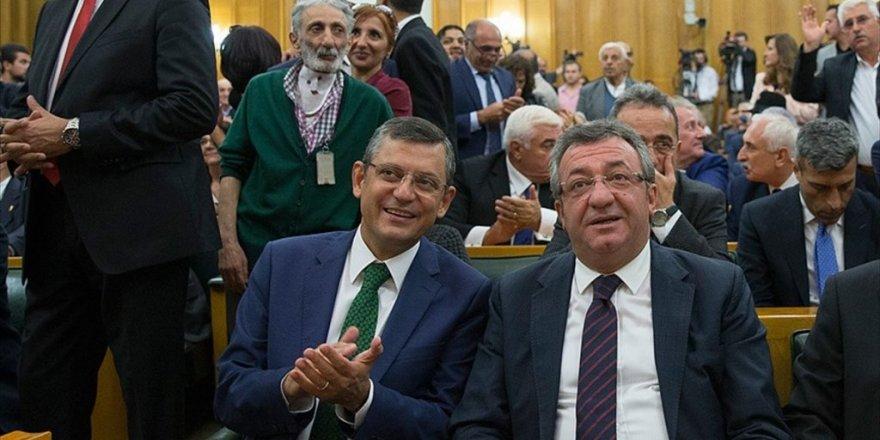 CHP Meclis Grubu'nda Seçim - Görev değişimi
