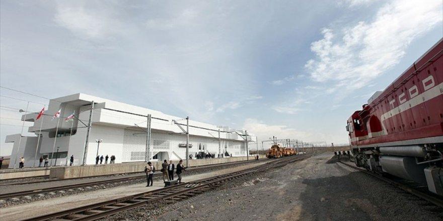Demir İpek Yolu'nda 50 milyon ton yük taşınacak