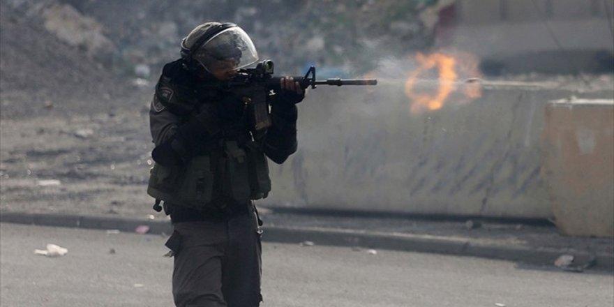 İsrail Askerlerinden Mülteci Kampına Baskın: 3 Filistinli Yaralandı