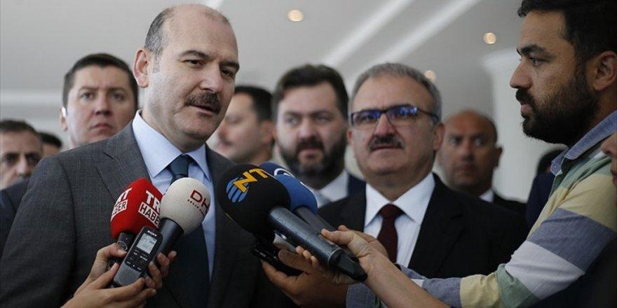 İçişleri Bakanı Soylu: Bunun hesabı sorulur, bu çok açık ve nettir