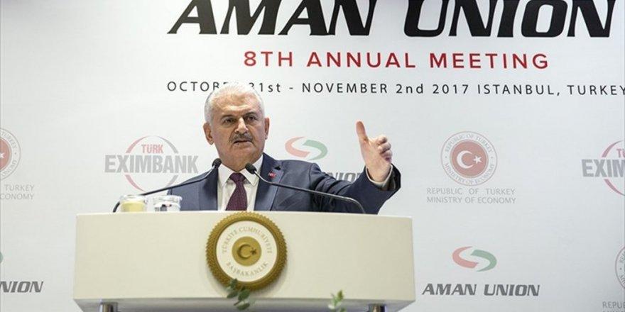 Başbakan Yıldırım: Dünyadaki 10 mega projenin 6'sını Türkiye yaptı