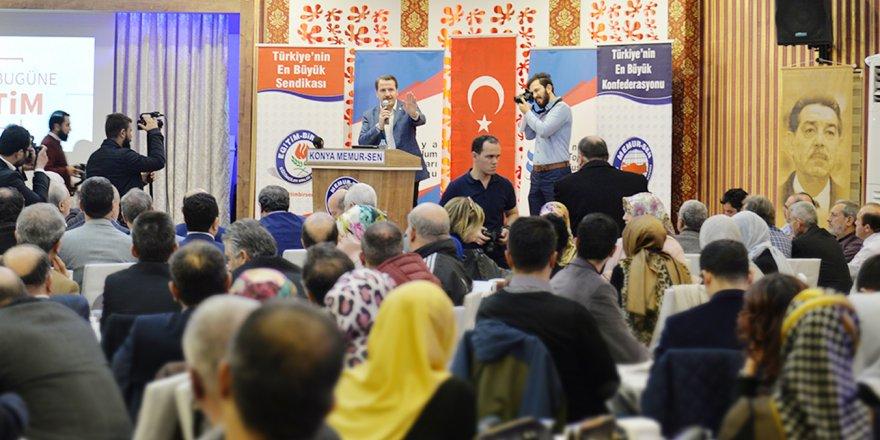 Ali Yalçın: Yasak ve dayatmaların kaldırılmasında rehberliğimiz var