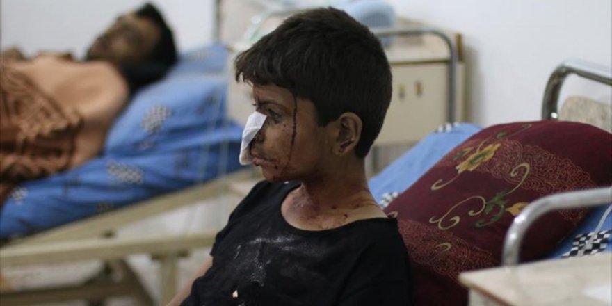 Yaralanan 12 yaşındaki Zigind: Yüzüm hep kan oldu, hastaneye koşmaya başladım