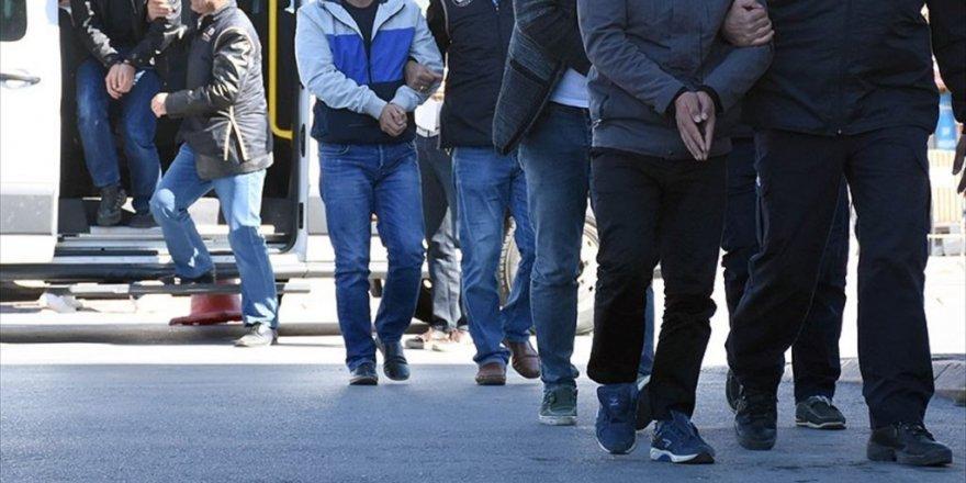 İstanbul Merkezli FETÖ Soruşturmasında 45 Gözaltı
