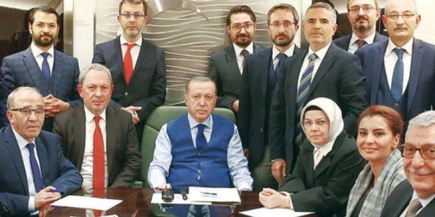 Erdoğan: 657 değişmeden bürokraside temizlik zor