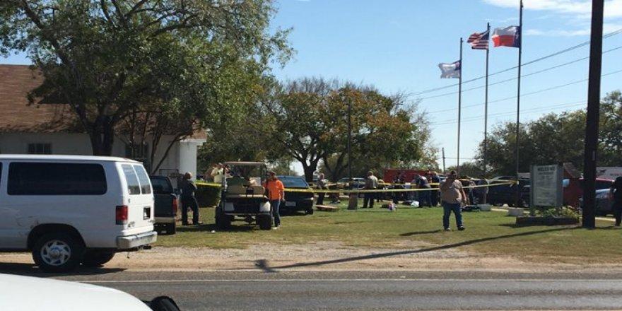 ABD'de kiliseye saldırı: En az 27 ölü 24 yaralı