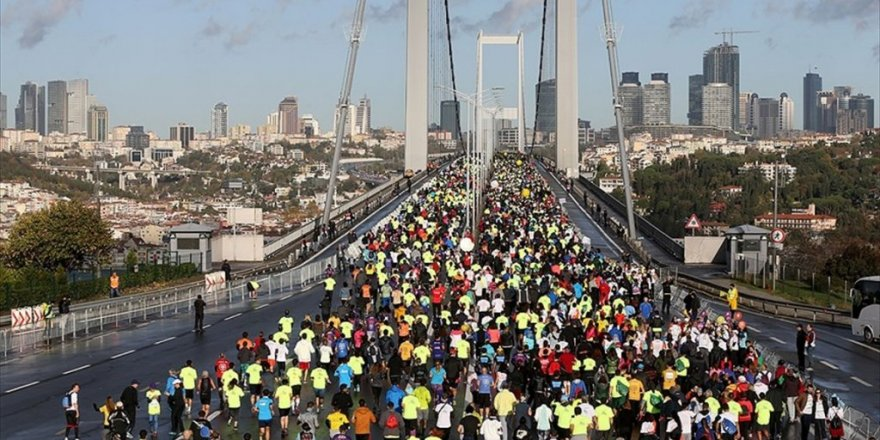 İstanbul Maratonu'na 125 Bin Kişi Katılacak