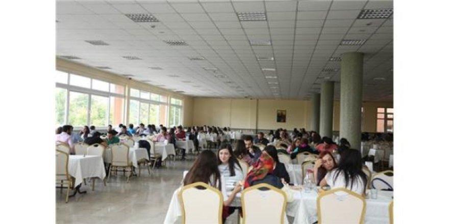 Gazi Üniversitesinde vejetaryen menü uygulamasına geçildi
