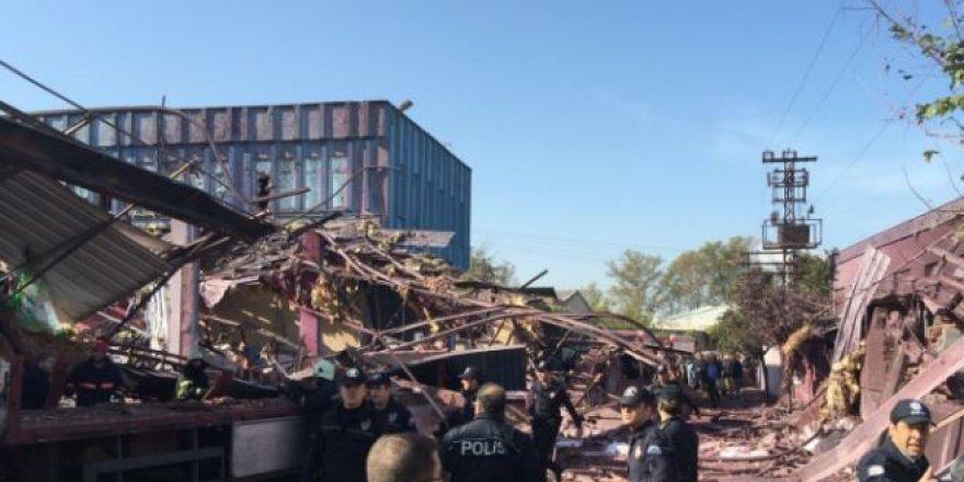 Bursa'da fabrikada patlama: 4 kişi hayatını kaybetti