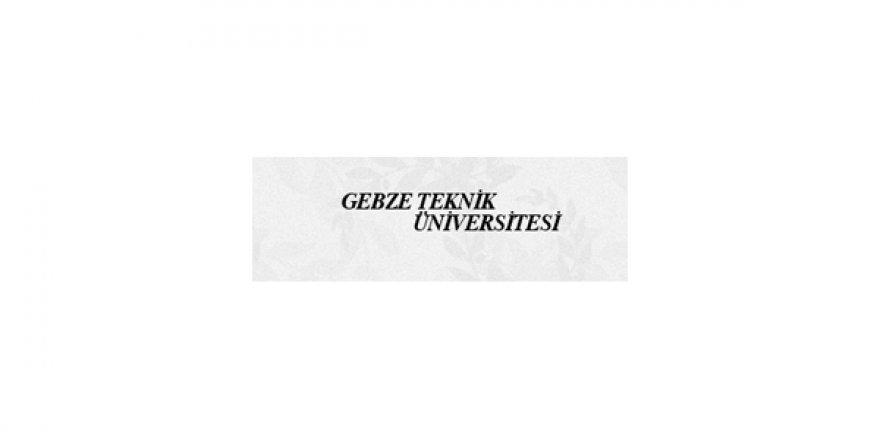 Gebze Teknik Üniversitesi Öğretim Üyesi Alım İlanı