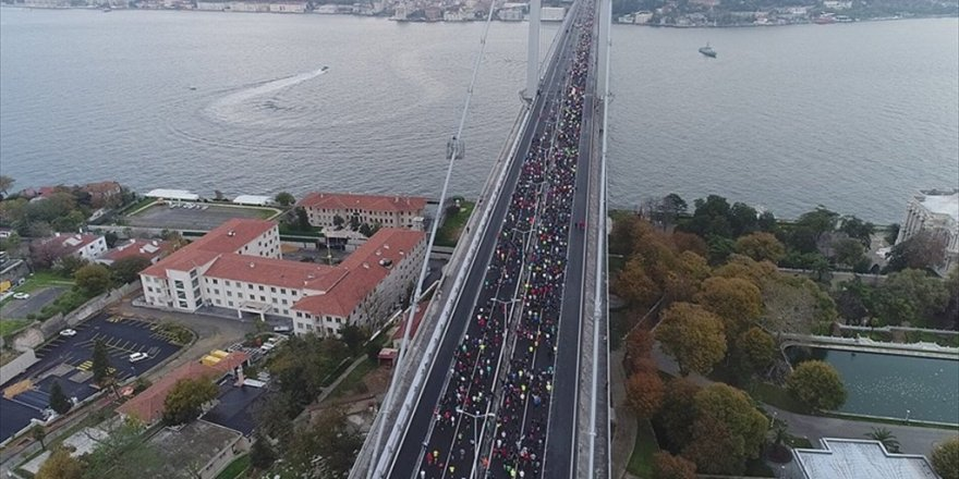 Vodafone 39. İstanbul Maratonu'nu Kiprotich ve Chepngetich kazandı