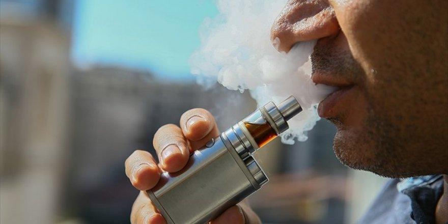 Elektronik sigara uyarısı