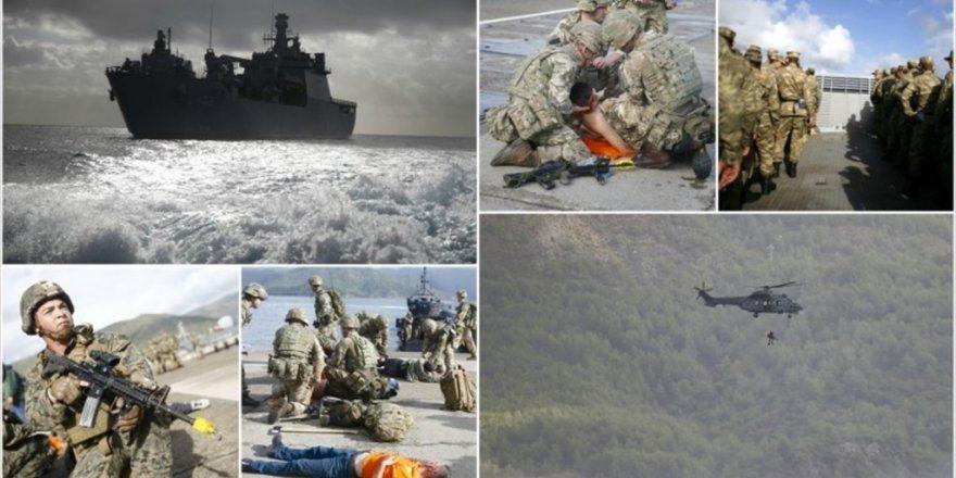 Doğu Akdeniz-2017 Davet Tatbikatı