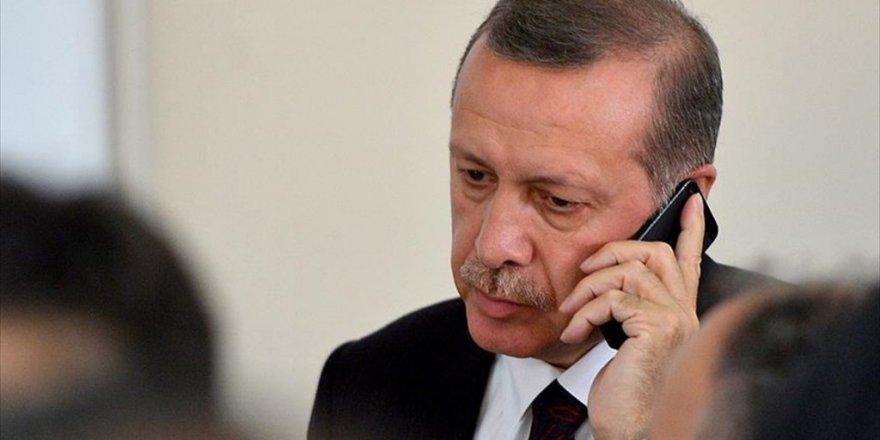 Erdoğan'dan 11. Cumhurbaşkanı Gül'e taziye telefonu