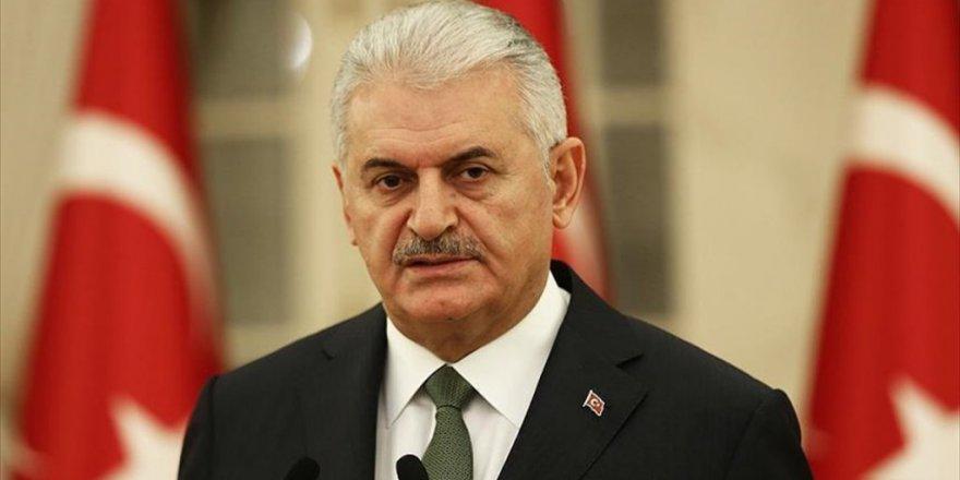 Başbakan Yıldırım'dan Bülent Tezcan'a dava