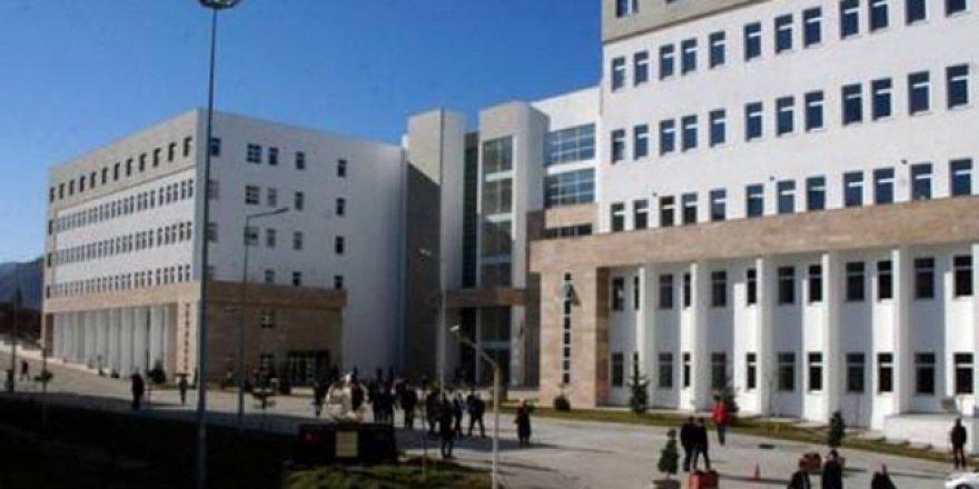 Giresun Üniversitesi'nde 6 personel açığa alındı